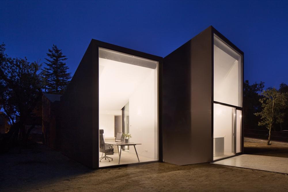 Идеи для дачи: дома-звезды с комнатами на все стороны света
