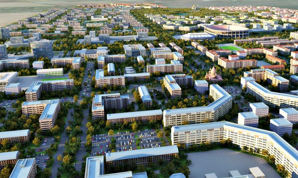 5 новых городов, которые планируют построить в России