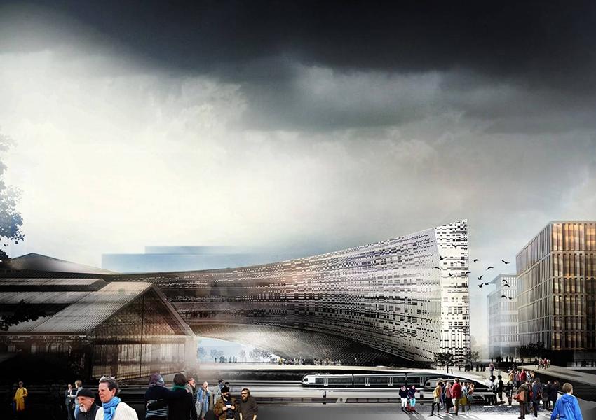 Мост к читателям: какими будут штаб-квартиры крупнейших СМИ